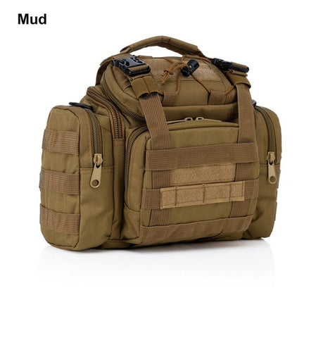 Multifunction Portable Molle Tactical Camera Shoulder Bag