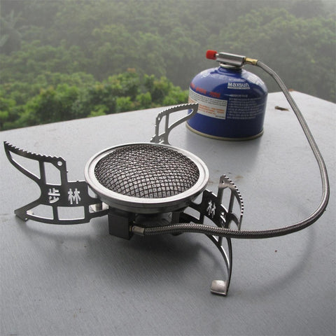 Trending Outdoor Folding Cooking Furnace Stove