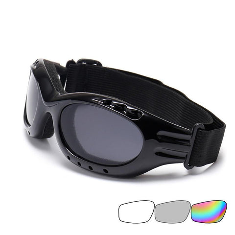 Dustproof Sunglasses Motorcycle Ski Goggles - IgrairDeals