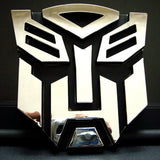 3d Car Sticker Metal Transformers - IgrairDeals