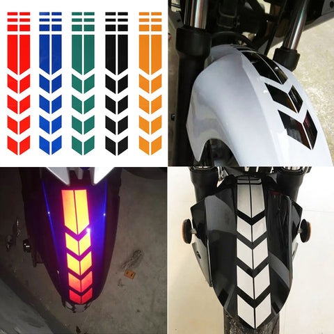 Motorcycle Reflective Stickers - IgrairDeals