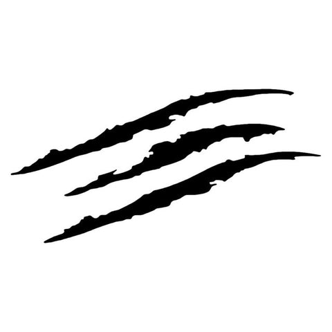 Monster Scratch Stripe Claw Marks - IgrairDeals