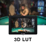 "HS7T 7"" 1200NIT Bright 4K Signal Support HDMI/3G-SDI On-Camera Monitor with 3D LUT"
