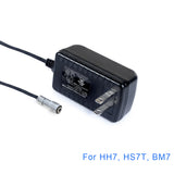 Power Adaptor with Aviation Connector for HH7 HS7T BM5 BM7