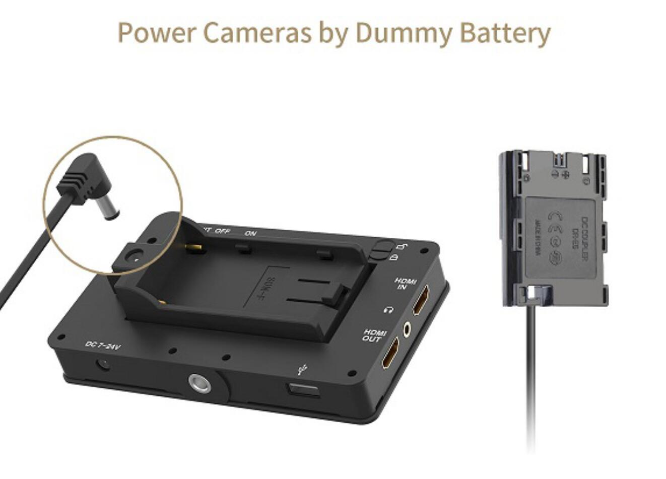 Battery Plate for Portkeys Monitor