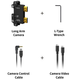 PortKeys Long Arm Camera Controller for Z Camera E2,Designed for LH5T//LH5 HDR Monitor /…