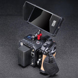 KEYGRIP for control Sony Canon BMD ZCAM RED TILTA