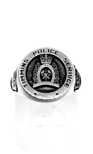 Timmins Police Service Ring