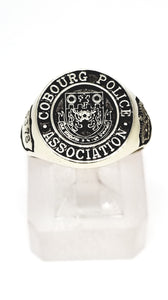 Cobourg Police Association Ring