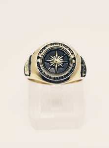 Army Intelligence Ring