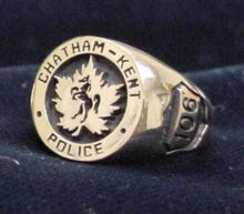Chatham-Kent Police Service Ring