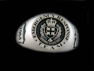 Emergency Response Team Ring