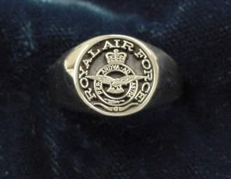 New Zealand Royal Air Force Ring