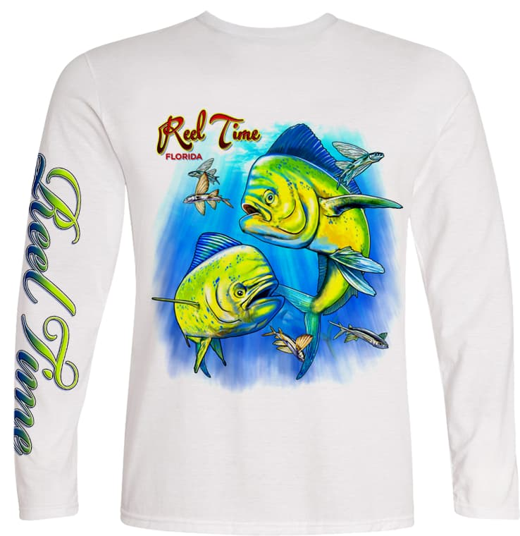 Mahi (Kids) - - Kids Tees | Long Sleeves