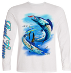 Two Wahoos (Unisex) - - Unisex Tees | Long Sleeves