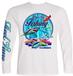 Deep Fishing (Kids) - - Kids Tees | Long Sleeves