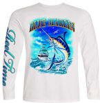 Marlin Catch (Unisex) - - Unisex Tees | Long Sleeves
