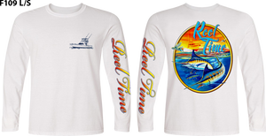 Sunset Catch (Kids) - - Kids Tees | Long Sleeves