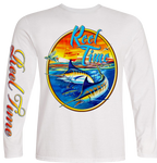 Sunset Catch (Unisex) - - Unisex Tees | Long Sleeves