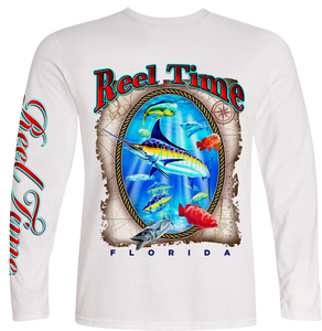 Fishing Rodeo (Kids) - - Kids Tees | Long Sleeves