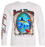 Fishing Rodeo (Uinisex) - - Unisex Tees | Long Sleeves