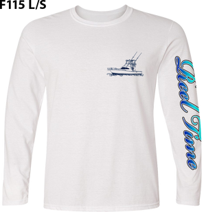Turning Sailfish (Kids) - - Kids Tees | Long Sleeves