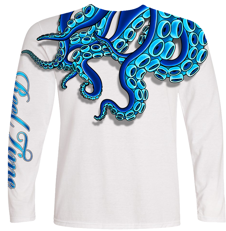 BLUE OCTOPUS (KIDS)