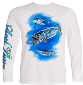 Kingfish (Kids) - - Kids Tees | Long Sleeves