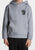 Rodney the Rocker Skull - Kids Hoodie - Grey Marle