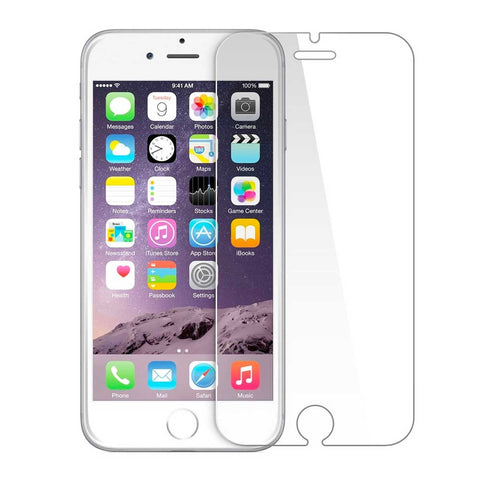 Tempered Glass Screen Protector for iPhone 6P, 6SP, 7P, 8P