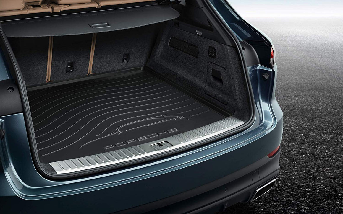 Cayenne Luggage Compartment Liner, Flat