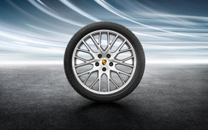 "21"" Panamera SportDesign Winter Wheel and Tire Set - 971"