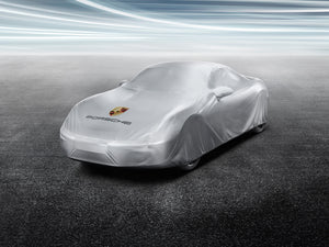 Outdoor Car Cover - 718 Boxster