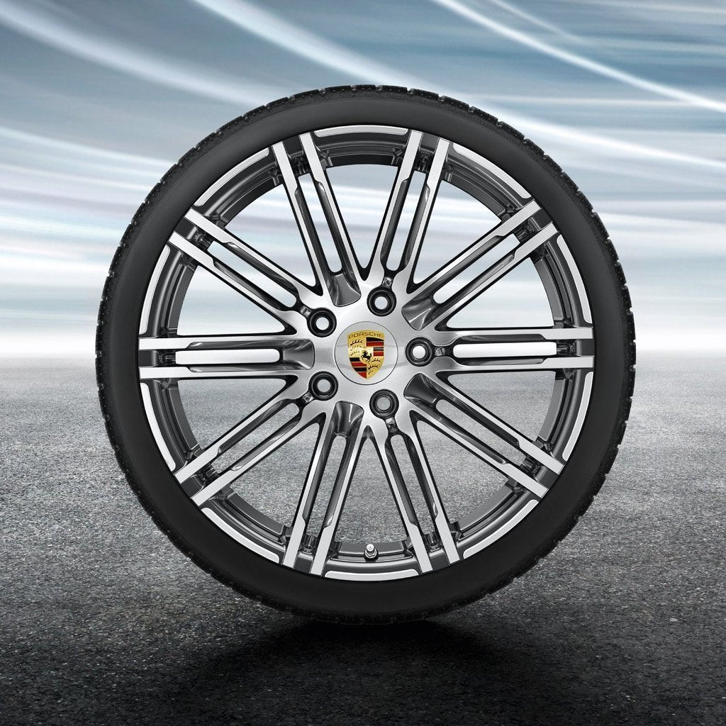 "20"" Turbo Winter Wheel and Tire Set - 991.II"