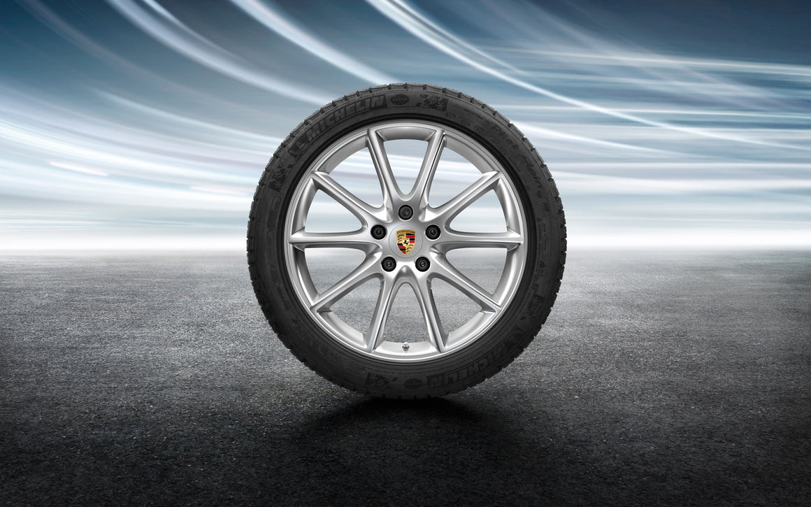 "20"" Cayenne Design Winter Wheel and Tire Set - 9Y0"