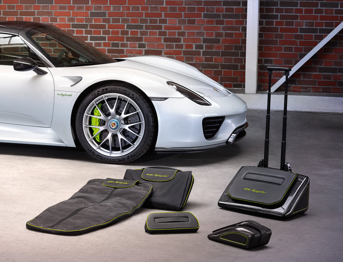 918 Spyder luggage set (5-piece)
