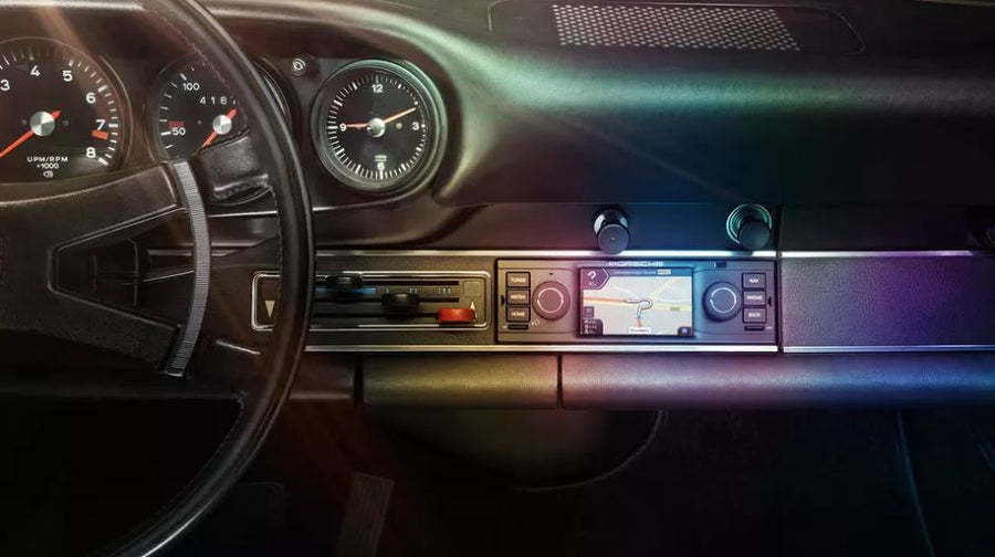 Classic Radio w/ Apple Car Play  |  993|964|924|911|356|944|968|914  |  PCCM