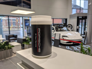 Porsche Canitizer Disinfectant wipes