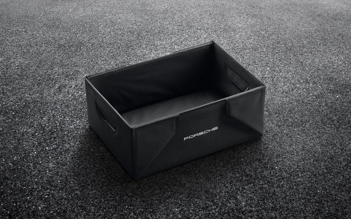 Luggage compartment box (folding)