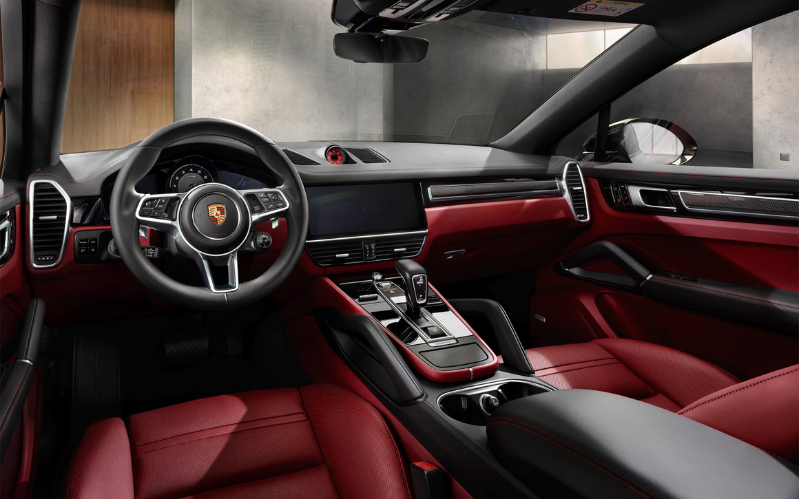 Carbon interior package