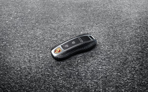 Textile square vehicle key