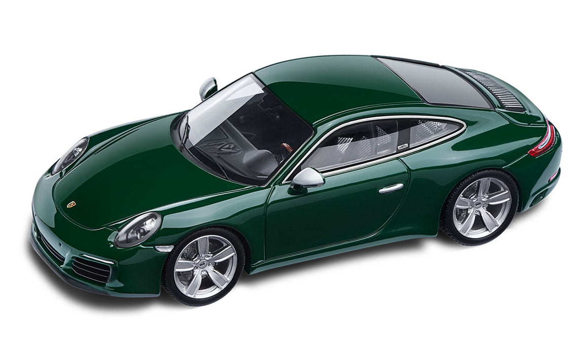 911, Irish green, 1 Million Porsche 911, Special Edition, 1:43