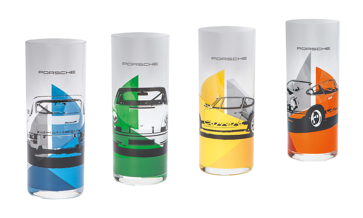 RS 2.7 Collection Tumbler Set (4)