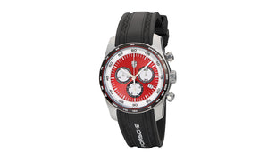 Sport Chrono, silver / black / red