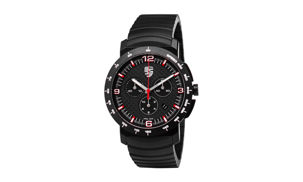 Chronograph - Black Edition