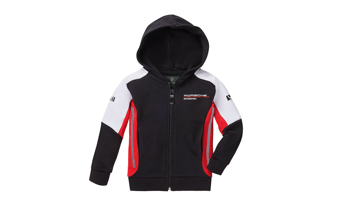 Kids Sweatshirt Jacket, Motorsport Collection