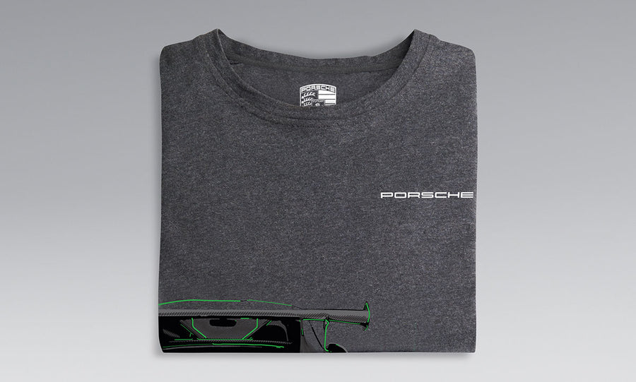 Collector's T-Shirt Edition no. 11 - Limited Edition - 911 GT3 RS