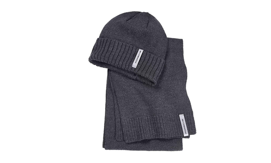 Hat & Scarf Set, Unisex