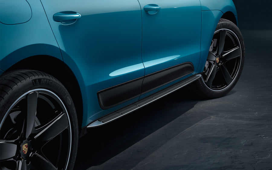 Macan Flared Wheel Arches - 95B.II