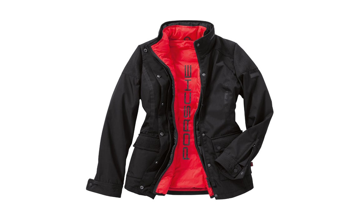 2-in-1 jacket Ladies – 911 Collection